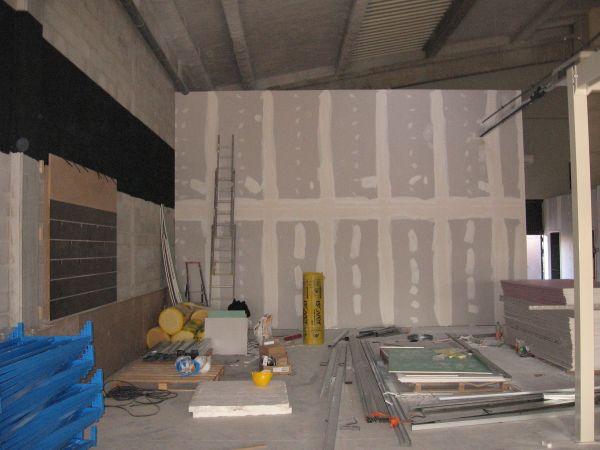plaquiste pour l 39 installation de placo orange verbe jerome. Black Bedroom Furniture Sets. Home Design Ideas